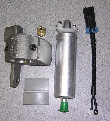 high pressure fuel pump - replacement kit